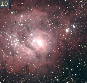 10 nebula
