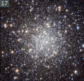 17 star cluster