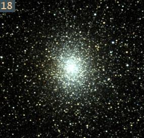 18 star cluster