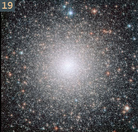 19 star cluster