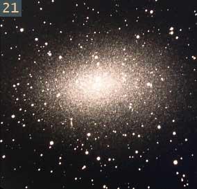 21 star cluster