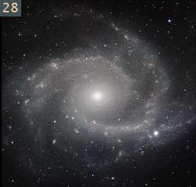 28 small spiral galaxy