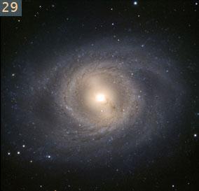 29 small spiral galaxy