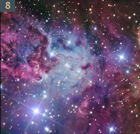 8 nebula