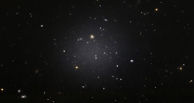 Galaxy has no dark matter