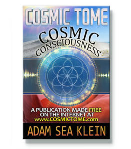 Book about Cosmic Consciouseness